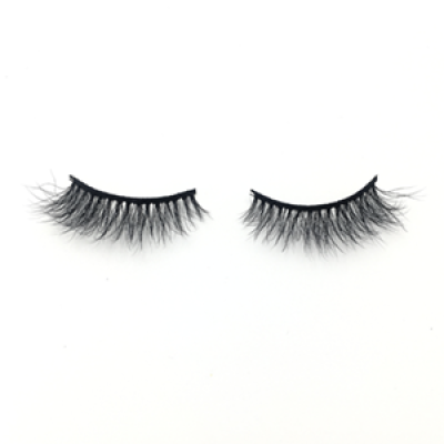 Top quality 14-18mm M017 style private label mink eyelash