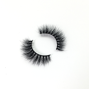 Top quality 14-18mm M117 style private label mink eyelash
