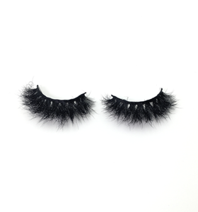 Top quality 14-18mm M118 style private label mink eyelash