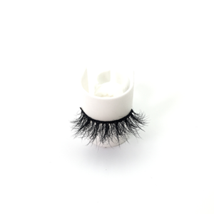 Top quality 14-18mm M123 style private label mink eyelash