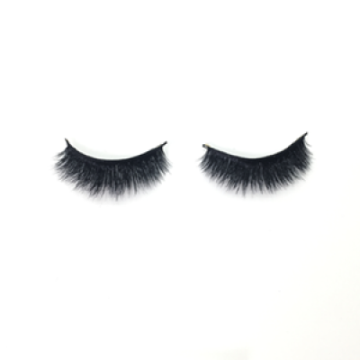 Top quality 14-18mm M126 style private label mink eyelash
