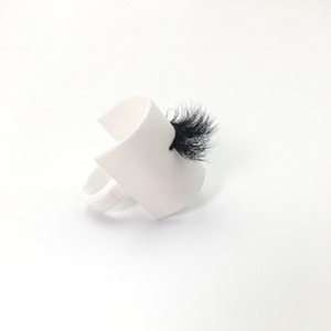 Top quality 14-18mm M110 style private label mink eyelash
