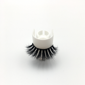 Top quality 14-18mm M140 style private label mink eyelash