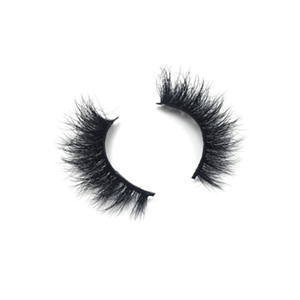 Top quality 14-18mm M185 style private label mink eyelash