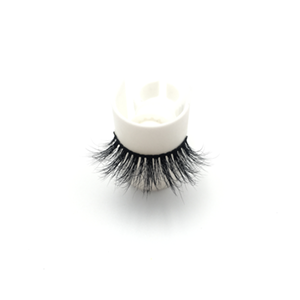 Top quality 14-18mm M189 style private label mink eyelash