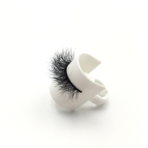 Top quality 14-18mm M602 style private label mink eyelash