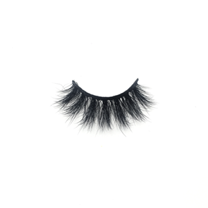 Top quality 14-18mm M623 style private label mink eyelash