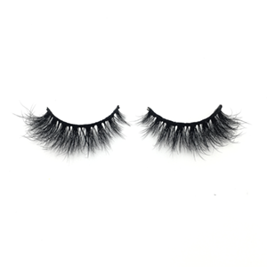 Top quality 14-18mm M802 style private label mink eyelash