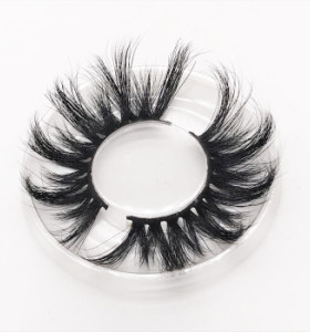 Wholesale customization eshinee mink lashes  25mm MINK eyelashes Your Own Logo Eyelash Box