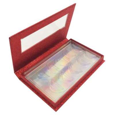Wholesale  eshinee   5 pairs of false eyelash storage box