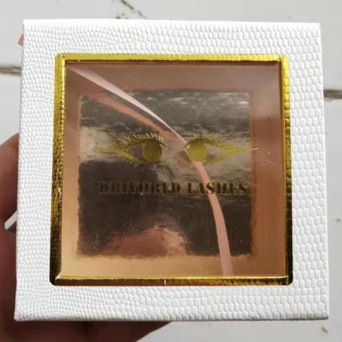Wholesale  EShinee  one  pair  of false eyelash storage box