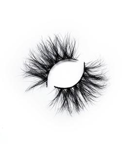 708E wholesale customization eshinee lashes luggage box 25mm 3D  mink lashes mini suitcase eyelash box