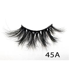 Wholesale customization eshinee A  STYLE  mink lashes  Synthetic  eyelashes Your Own Logo Eyelash Box