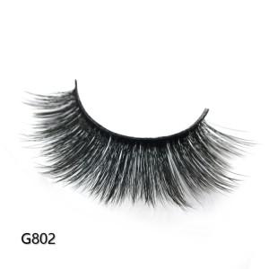 Wholesale customization Drivworld Makeup 10mm - 17mm mink lashes mink eyelashes 3d lashes With Custom Packaging Your Own Logo Eyelash Box