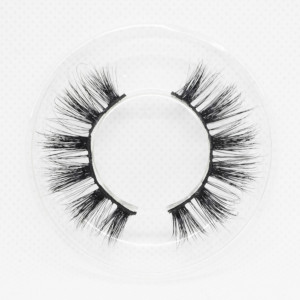 Wholesale customization Drivworld Makeup KNG15 mink lashes 15mm - 20mm 100% mink eyelashes 3d lashes With Custom Packaging Your Own Logo Eyelash Box