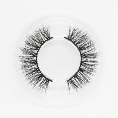 Wholesale customization Drivworld Makeup KNG16 mink lashes 15mm - 20mm Dramatic eyelashes 3d mink lashes With Custom Packaging Your Own Logo Eyelash Box