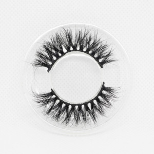 Wholesale customization Drivworld Makeup KNG22 mink lashes 15mm - 20mm Dramatic eyelashes 3d mink lashes With Custom Packaging Your Own Logo Eyelash Box