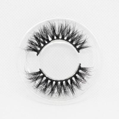 Wholesale customization Drivworld Makeup KNG22 mink lashes 15mm - 20mm Dramatic eyelashes 3d mink lashes With Custom Packaging Your Own Logo Eyelash Box