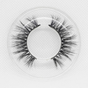 Wholesale customization Drivworld Makeup KNG32 mink lashes  Dramatic eyelashes 15mm - 20mm 3d mink lashes With Custom Packaging Your Own Logo Eyelash Box