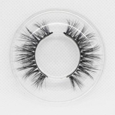 Wholesale customization Drivworld Makeup KNG32 mink lashes  Dramatic eyelashes 15mm - 20mm 3d mink lashes With Custom Packaging Your Own Logo Eyelash Box