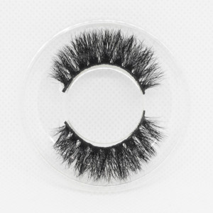 Wholesale customization Drivworld Makeup KNG40 mink lashes  Dramatic eyelashes 15mm - 20mm 3d mink lashes With Custom Packaging Your Own Logo Eyelash Box