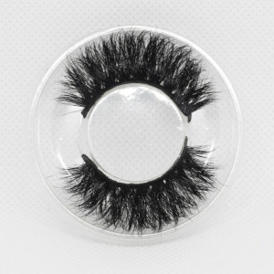 Wholesale customization Drivworld Makeup KNG46 mink lashes  Dramatic eyelashes 15mm - 20mm 3d mink lashes With Custom Packaging Your Own Logo Eyelash Box