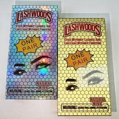 Wholesale Customization Box of lashes Custom Packaging with Your Own Logo Eyelash Box