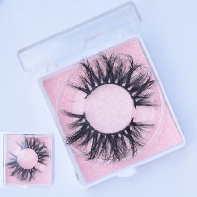 Wholesale private label Customized Logo eyelash packaging box