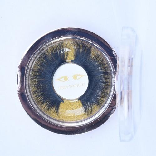 Wholesale 12~20mm mink eyelashes private label Customized Logo Eyelash Box