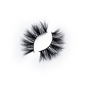 Luxury 25mm Dramatic Mink Lashes LON35 with Custom Package
