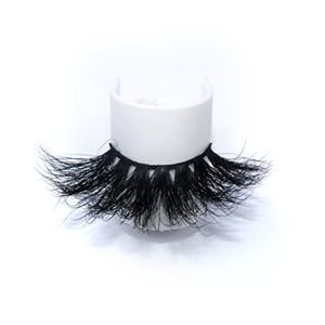 25mm Premium Real Mink Lashes LON30 with Custom Package