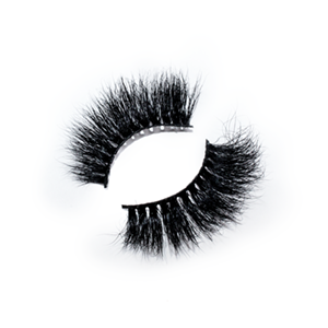 Premium Real Mink Lashes LON11 with Custom Package