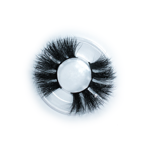 Luxury Premium Real Mink Lashes LON03 with Custom Package
