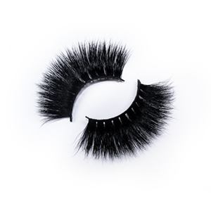 Premium Real 25mm Mink Lashes LON26 with Custom Package