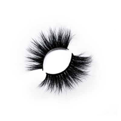 High Quality Luxury 25mm Mink Lashes LON06 with Custom Package