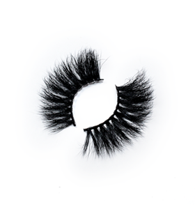 High Quality 25mm Mink Eyelashes LON12 with Private Label