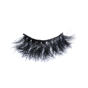 High Quality 25mm Mink Eyelashes LON13 with Private Label