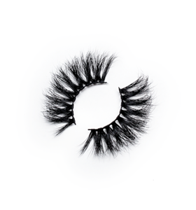 Private Label High Quality 25mm Mink Eyelashes LON37