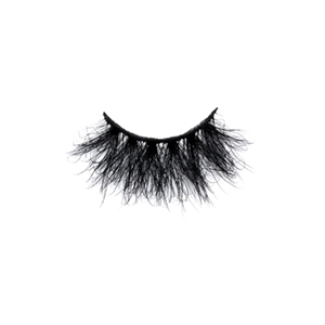 Private Label High Quality 25mm Mink Eyelashes LON28