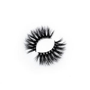 Private Label Luxury 25mm Mink Eyelashes LON31