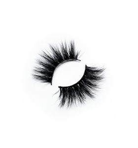 Luxurious Handmade 100% Real 25mm Mink Eyelashes LON25