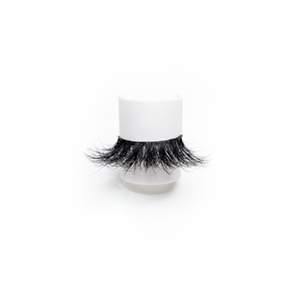 Luxurious Handmade 100% Real 25mm Mink Eyelashes LON25
