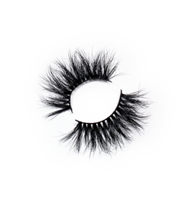 100% Handmade Real Mink Lashes Private Label Mink Eyelash LON15