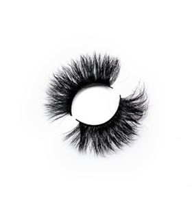 Beauty Manufacture Private Label 25mm Mink Eyelashes LON34