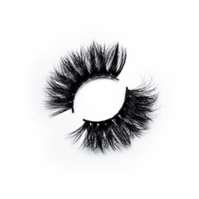Beauty Manufacture Private Label 25mm Mink Eyelashes LON02