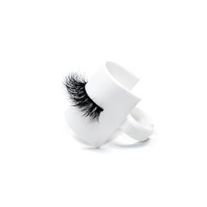 New Series High Quality 14-15mm Mink Eyelashes K08