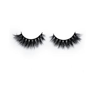 New Series High Quality 14-15mm Mink Eyelashes K07