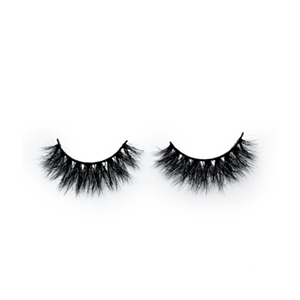 Top quality 15mm K10 style private label mink eyelash