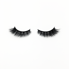 Top quality 14-18mm M655 style private label mink eyelash