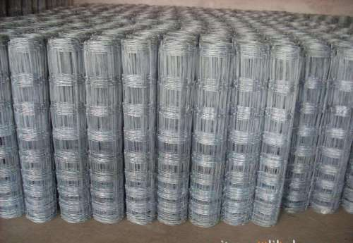 Factory direct Solid anti-resistance Steel Wire mesh for farm fence